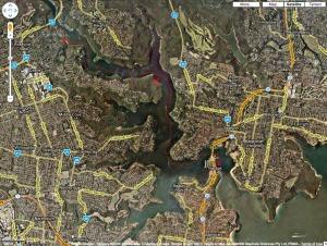 kayaking-map